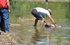 Hakkari'de barajda kaybolan küçük çocukların cansız bedenlerine ulaşıldı