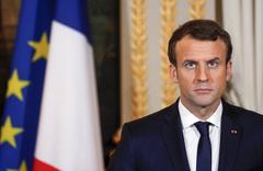 Macron'dan Avrupa'yı sarsan açıklama