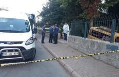 Kayseri'de kanlı infaz 1 ölü 1 yaralı