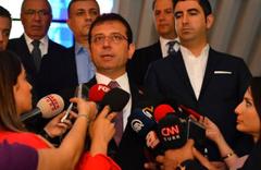 İBB Başkanı İmamoğlu'ndan kritik açıklama: Suç duyurusunda bulunacağım