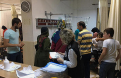 Rize'de düğün yemeğinden 115 kişi zehirlendi
