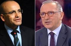 Fatih Altaylı'nın 'Mehmet Şimşek' iddiası kulisleri hareketlendirdi