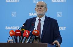 Temel Karamollaoğlu: S-400'lerin alınmasını başından beri destekliyoruz