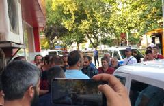 Konkordato kaçağı iş adamı tutuklandı adliye çıkışı gazetecilere saldırdı