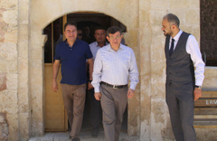Ahmet Davutoğlu Ali Babacan ve Abdullah Gül'le ilgili şoklarda!