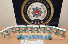 Bursa'da 2 bin 270 yeşil reçeteli ilaçla yakalandı! Tutuklandı
