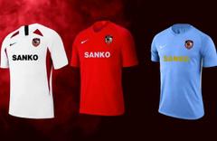 Gazişehir Gaziantep'te yeni sezon formaları tanıtıldı