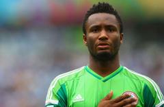 Obi Mikel Nijerya Milli Takımı'na veda etti