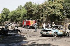 Afganistan'da Kabil Üniversitesi'ne bombalı saldırı çok sayıda ölü var