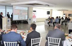 Mustafa Çalışkan yabancı polislere 'FETÖ' yü anlattı