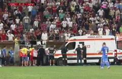 Dinamo Bükreş'in hocası Eugen Neagoe kulübede kalp krizi geçirdi