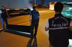 İstanbul'da karşıdan karşıya geçmek isteyen adam feci şekilde can verdi!