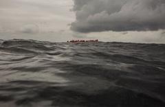 Akdeniz Libya açıklarında göçmen faciası 150 kişi kayıp