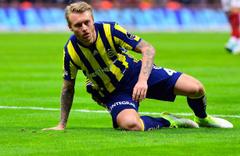 Fenerbahçe Simon Kjaer'i 2 yıllığına kiraladı