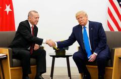 Erdoğan'ın sözleri Trump'a fren yaptırdı
