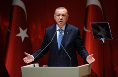 Cumhurbaşkanı Erdoğan'dan yeni parti için iki cümlelik bomba açıklama