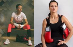 Emir Uyar'la yaşadığı aşk çok konuşulmuştu! Adriana Lima'nın spor tutkusu da bir başka