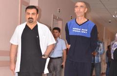 Doktorlar 20 gün ömür biçmişti Erzurum'da mucizevi olay
