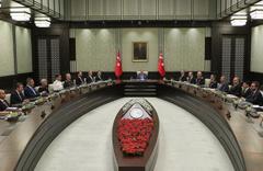 Kritik Milli Güvenlik Kurulu toplantısı sona erdi! Suriye vurgusu