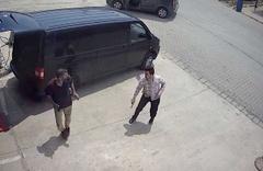 Sakarya'daki silahlı saldırı güvenlik kamerasına yansıdı