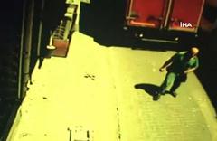 Zeytinburnu'nda akılalmaz kaza! Kamyon sürücüsü yaşlı adamı böyle ezdi