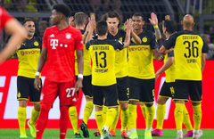 Almanya'da Süper Kupa sahibini buldu