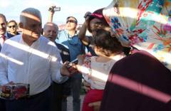Binali Yıldırım'a memleketi Erzincan'da yoğun ilgi
