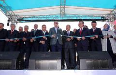 İzmir otoyolu açılışında Cumhurbaşkanı Erdoğan ve Binali Yıldırım arasında ilginç diyalog