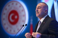 Mevlüt Çavuşoğlu'dan AB'ye rest!