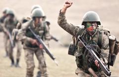 Operasyona devam o teröristler öldürüldü