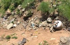 Kağızman'da PKK'ya ait 8 barınak imha edildi