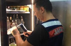 Ordu'da alkol satan işletmelere uygulama yapıldı