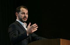 Hazine ve Maliye BakanıBerat Albayrak'tan cari denge açıklaması!