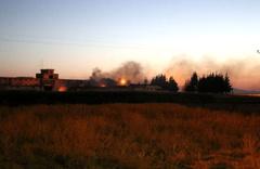 Reyhanlı'da askeri mühimmat deposunda patlama!