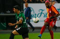 Denizlispor Galatasaray maçı golleri ve geniş özeti