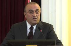 GalatasarayKulübü İkinci Başkanı Albayrak'tan Falcao açıklaması