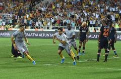 Yeni Malatyaspor Başakşehir maçı golleri ve geniş özeti