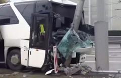 Rusya'da aynı gün içinde birçok otobüs kazası yaşandı