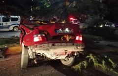 Uşak'ta trafik kazası! Ölü ve yaralılar var