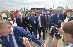 Rusya'da Türk firmasının inşa ettiği havalimanı Putin tarafından açılacak