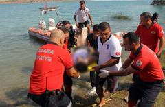 Adana'da 5 günde 5 kişi boğuldu