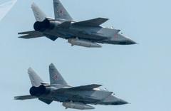 Rus Hava Kuvvetlerinden stratosferde it dalaşı! Görüntüleri paylaştılar