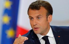 Emmanuel Macron'dan Türkiye'ye tehdit gibi açıklama: Zayıflık göstermeyeceğiz