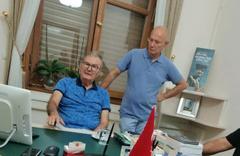 CHP eski Genel Başkanı ve Antalya Milletvekili Deniz Baykal ilk kez mecliste