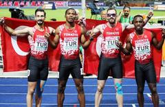 Milli atletler Paris'teki Elmas Ligi'nde sahne alıyor