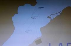 Çanakkale Boğazında korkutan kaza iki gemi çarpıştı