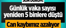 Türkiye 17 Haziran 2021 koronavirüs vaka ve ölü sayısı! Sağlık Bakanlığı Kovid-19 tablosu