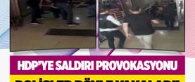 HDP binasına girerek bir kadını öldüren saldırganın yakalanma anı