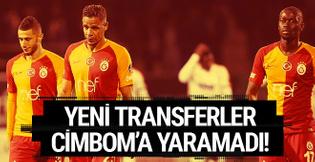 Aytemiz Alanyaspor-Galatasaray maçı özet ve golleri