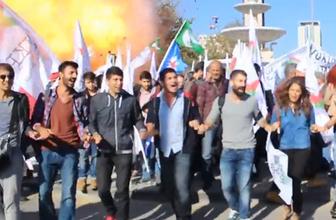 Ankara'daki patlamanın en yeni görüntüsü!